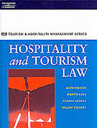 Cover of Hospitality and Tourism Law