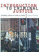 Cover of Introduction to Criminal Justice