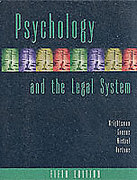 Cover of Psychology and the Legal System