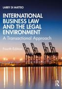 Cover of International Business Law and the Legal Environment: A Transactional Approach