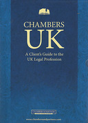 Cover of Chambers UK: A Client's Guide to the UK Legal Profession 2015