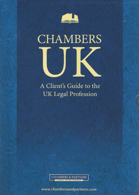 UK | Chambers and Partners Rankings