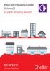 Cover of Help with Housing Costs Volume 2: Guide to Housing Benefit 2016-2017
