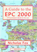 Cover of A Guide to the EPC 2000: A Practitioner's Guide to the New Law