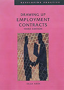 Cover of Drawing Up Employment Contracts