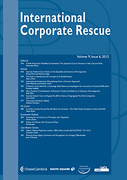 Cover of International Corporate Rescue: Print + Online