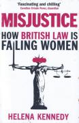 Cover of Misjustice: How British Justice is Failing Women