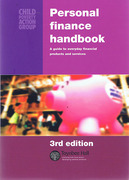 Cover of CPAG: Personal Finance Handbook