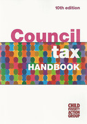 Cover of CPAG: Council Tax Handbook