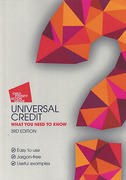 Cover of CPAG: Universal Credit: What You Need to Know