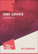 Cover of CPAG: Debt Advice Handbook