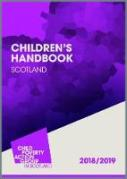 Cover of CPAG: Children's Handbook Scotland