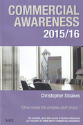 Cover of Commercial Awareness: 2015/16
