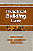 Cover of Practical Building Law