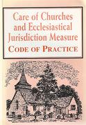 Cover of Care of Churches and Ecclesiastical Jurisdiction Measure