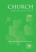 Cover of Church Representation Rules 2020