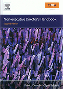 Cover of CIMA: Non-Executive Director's Handbook