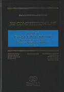 Cover of EU Competition Law Volume III: Cartels and Collusive Behaviour: Restrictive Agreements and Practices between Competitors