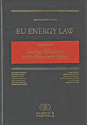 Cover of EU Energy Law Volume VII: Energy Efficiency in the European Union