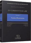 Cover of EU Competition Law Volume VI: Vertical Restraints