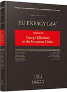 Cover of EU Energy Law Volume IX: European External Energy Law & Pohcy