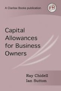 Cover of Capital Allowances for Business Owners