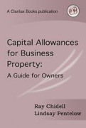 Cover of Capital Allowances for Business Property