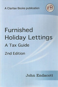 Cover of Furnished Holiday Lettings: A Tax Guide