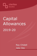 Cover of Capital Allowances: 2019-20