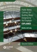 Cover of Public Works Conditions of Contract for Building Works Designed by the Employer