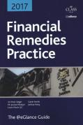 Cover of Financial Remedies Practice 2017
