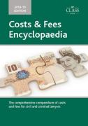 Cover of Costs and Fees Encyclopaedia 2018-2019