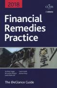 Cover of Financial Remedies Practice 2018