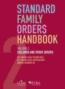 Cover of Standard Family Orders Handbook Volume 2: Children and other Orders