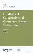 Cover of Handbook of Co-Operative and Community Benefit Society Law