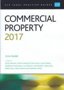 Cover of CLP Legal Practice Guides: Commercial Property 2017