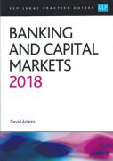 Cover of CLP Legal Practice Guides: Banking and Capital Markets 2018