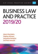 Cover of CLP Legal Practice Guides: Business Law and Practice 2019/20