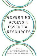 Cover of Governing Access to Essential Resources