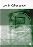 Cover of Law in Cyber space