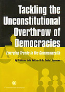 Cover of Tackling the Unconstitutional Overthrow of Democracies