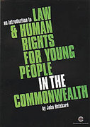 Cover of An Introduction to Law and Human Rights for Young People in the Commonwealth