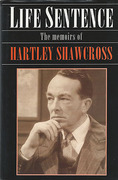 Cover of Life Sentence: The Memoirs of Hartley Shawcross