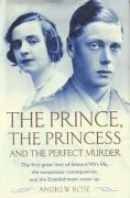 Cover of The Prince, The Princess and the Perfect Murder