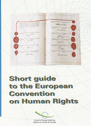 Cover of Short Guide to the European Convention on Human Rights