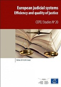 Cover of European Judicial Systems: Efficiency and Quality of Justice 2014 (Data 2012)
