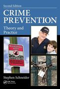 Cover of Crime Prevention: Theory and Practice