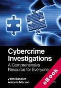 Cover of Cybercrime Investigations: A Comprehensive Resource for Everyone (eBook)
