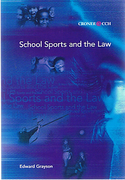 Cover of School Sports and the Law