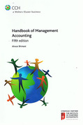 Cover of Handbook of Management Accounting